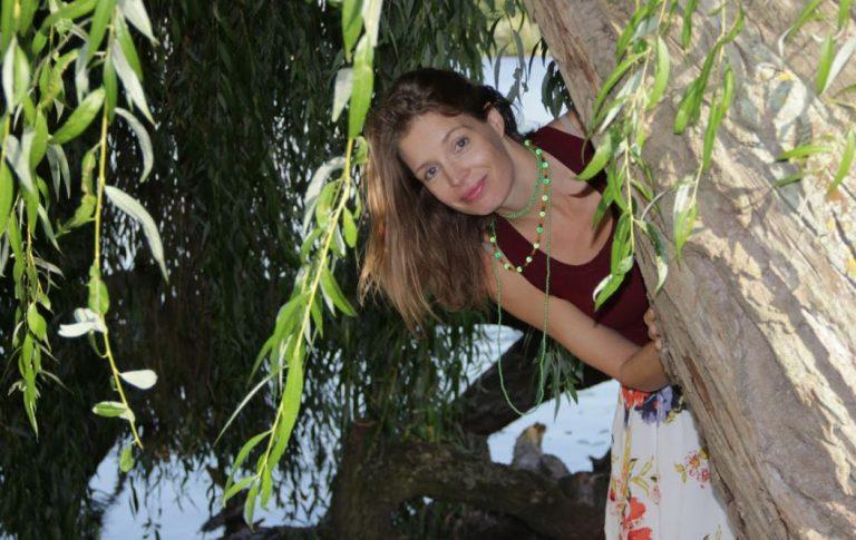 Daniela vom Team Samadhi - Studio für Tantra, Massagen und Tantramassagen in Potsdam