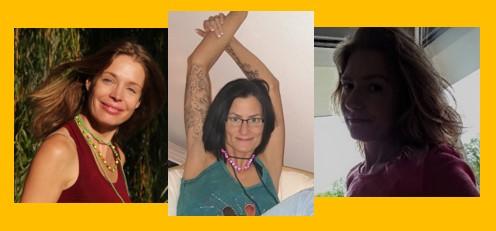 Dani, Anika und Julia vom Studio Samadhi für Tantra, Massagen und Tantramassagen in Potsdam